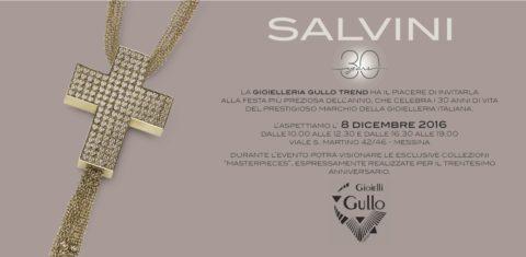 Gullo Gioielli - Collezione Masterpieces - 30 anni Salvini